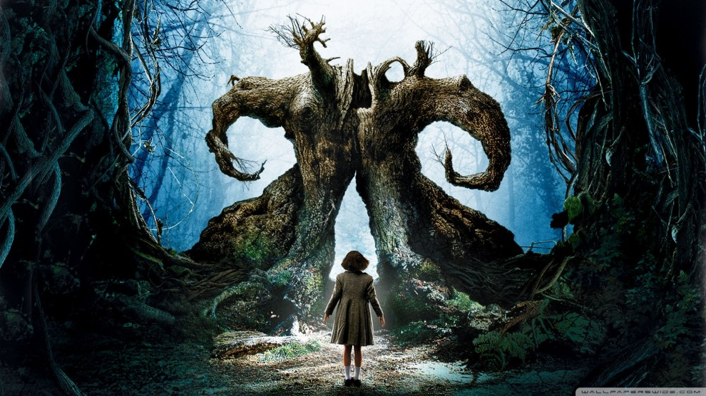 CINEMA REMEMBERED: Pan's Labyrinth and The CREEPY WINGED ...