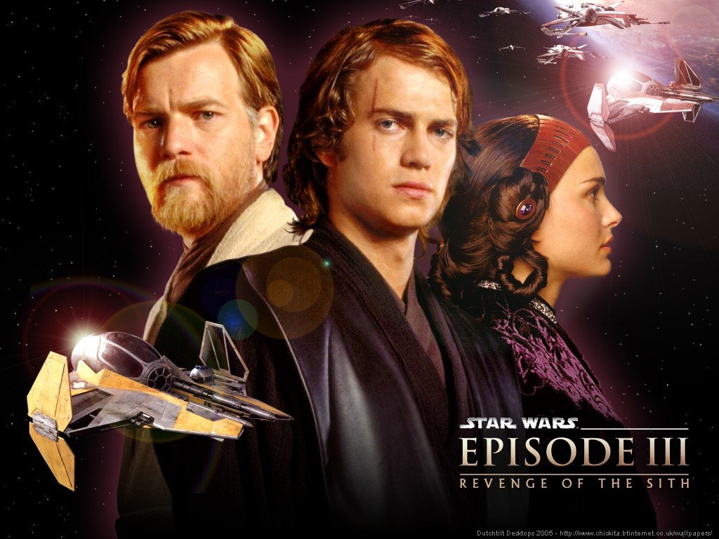 Revenge Of The Sith Wallpaper: That Moment In Star Wars Episode III: Revenge Of The Sith