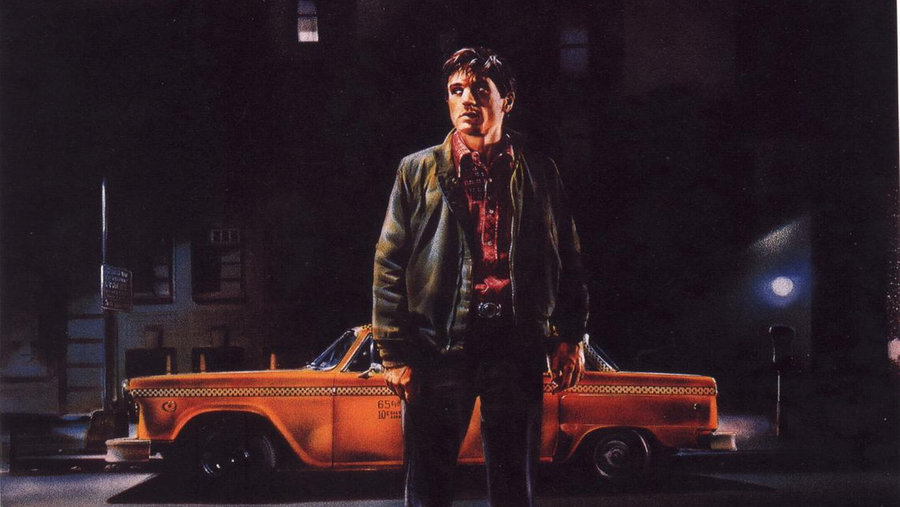 taxi driver gods lonely man essay