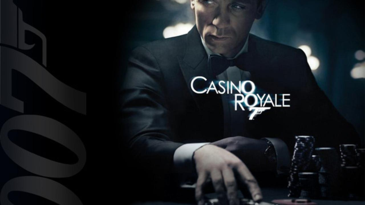 Casino royal aston martin