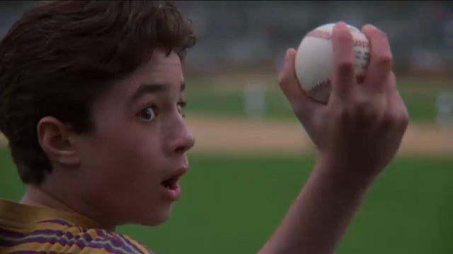 7 Greatest Baseball Movie Moments | That Moment In  Rookie Of The Year Movie