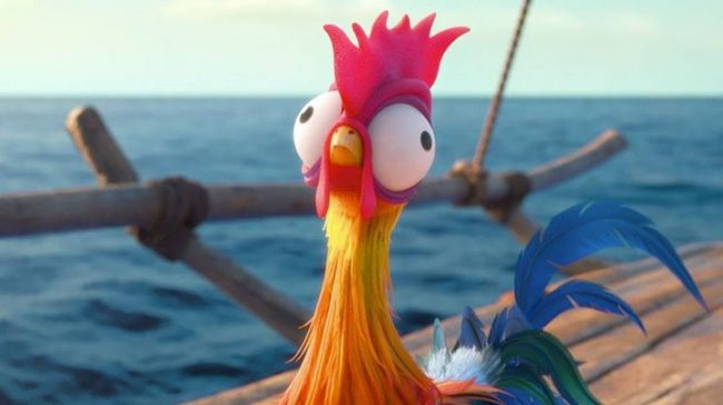 The Meaning Of Heihei: Here's What Moana's Chicken Is ...