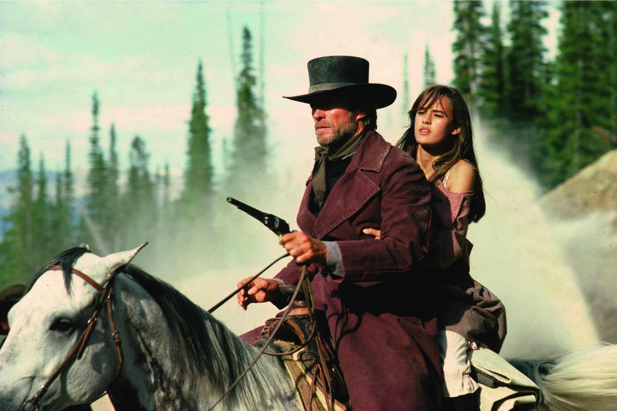 That Moment in Pale Rider (1985): Toppling a Giant ...