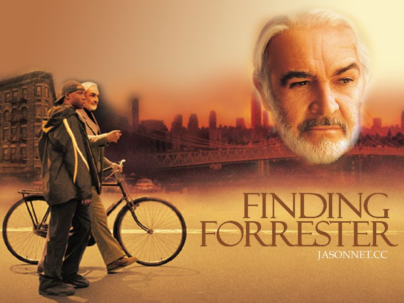 Finding Forrester and the No Thinking Moment | ThatMomentIn
